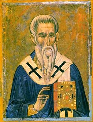 24 квітня за православним календарем - Преподобного  Іоана