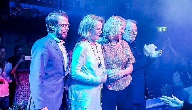 Легендарний гурт ABBA вперше за35 років записав нову пісню