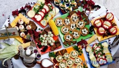 Туристичний ярмарок у Чернівцях частуватиме стравами різних кухонь