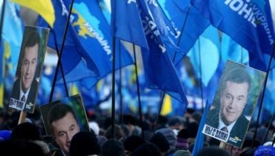 Київський суд відмовився розглядати заборону Партії регіонів
