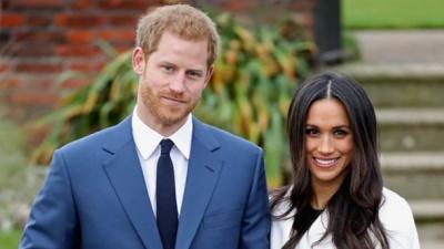 Королівська сім'я готує для Меган Маркл весільний подарунок: деталі