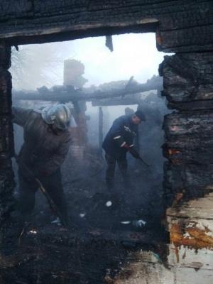 На Житомирщині внаслідок пожежі загинули двоє дітей