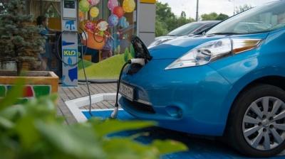 Електрика для електромобілів в Україні стає платною