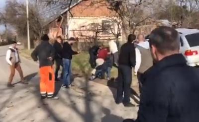 Напад на патрульну в Чернівцях: у поліції прокоментували сутичку