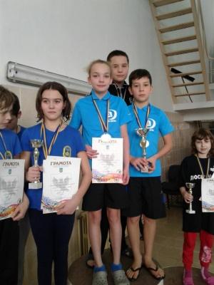 Двоє чернівчан увійшли у десятку кращих юних плавців України