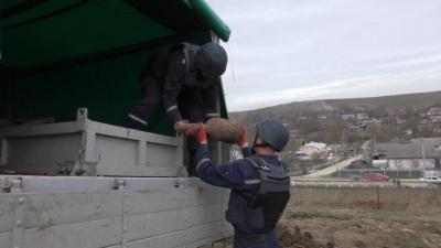 У Чернівецькій області селяни на городі виявили авіабомбу