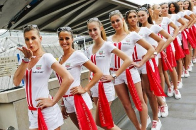 Формула 1: На Гран-Прі Монако повернуться грід-гьорлз