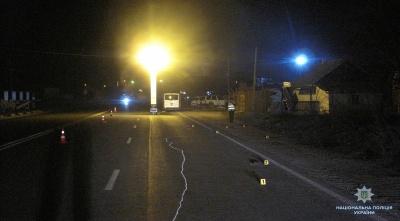 У поліції повідомили подробиці смертельної ДТП у Чернівцях