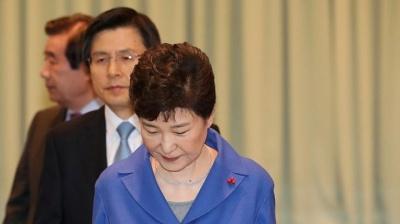 Екс-президента Південної Кореї засудили до 24 років ув'язнення за корупцію