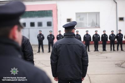 У Чернівецькій області на Пасху патрульна поліція працюватиме в посиленому режимі
