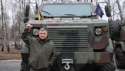 Аваков: МВС готується до звільнення Донбасу