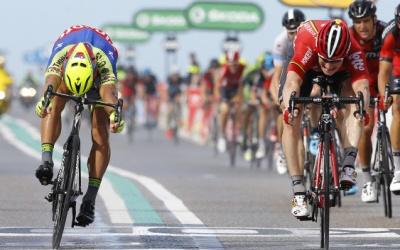 Велогонщики Буковини змагалися в Ужгороді за екстримальних умов