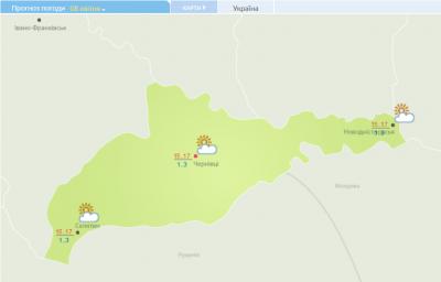 Синоптики розповіли, якою буде погода на Великдень на Буковині