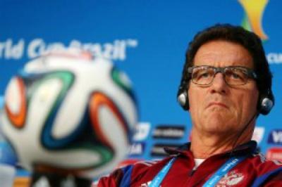 Тренер Фабіо Капелло оголосив про завершення кар'єри