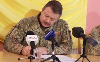 «Я не кабінетний працівник»: військовий комісар Буковини Шведюк заявив про звільнення з посади