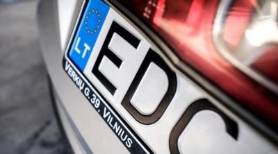 Багатодітній матері дали півмільйона штрафу за «євробляхи»