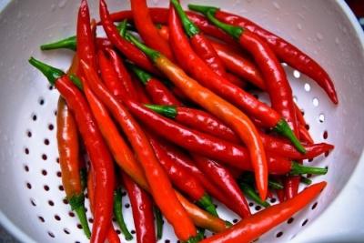 Що буде з організмом, якщо з'їсти найгостріший в світі перець (ВІДЕО)