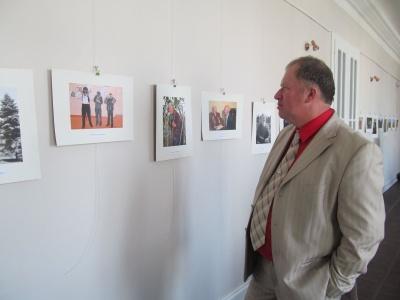 У Чернівцях відбулась благодійна фотовиставка «Любов до життя» Василя Терлецького
