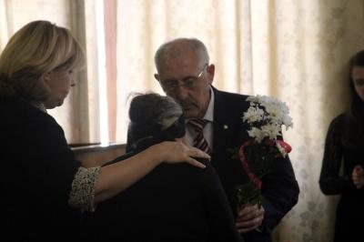 У Чернівцях матерів бійців АТО нагородили орденами (ФОТО)