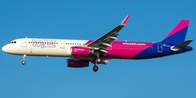 Wizz Air збільшить кількість рейсів зі Львова