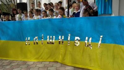 На Буковині встановили меморіальну дошку космонавту Леоніду Каденюку