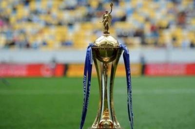 У Федерації футболу України оголосили розклад півфінальних матчів Кубку України