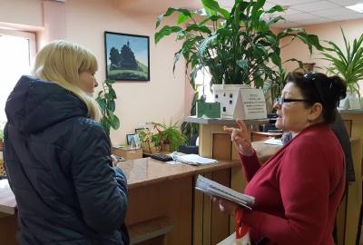 На Буковині у пенсійному фонді запровадили консультації з сурдоперекладом