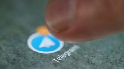 У Росії суд дозволив заблокувати месенджер Telegram