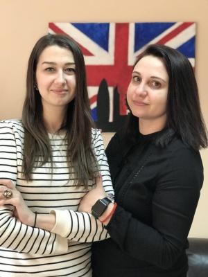 Дві випускниці ЧНУ розповіли, як вони відкрили Міжнародний мовний центр у Чернівцях