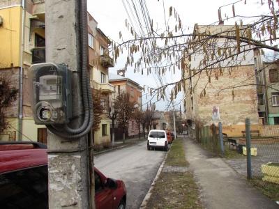 У Чернівцях електролічильники встановлюватимуть на електроопорах