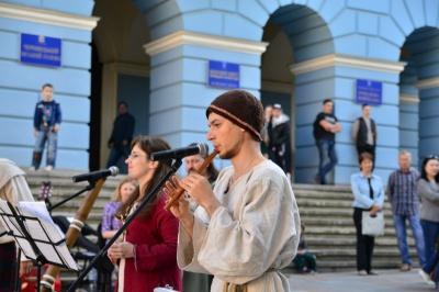 У Чернівцях у травні – свято музики та «Рогізнянська галушка»