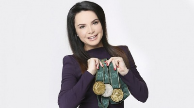 Лілія Подкопаєва втретє виходить заміж