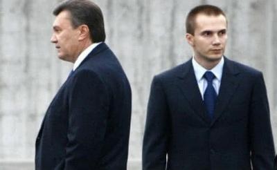 Суд зняв арешт з рахунків 12 фірм пов'язаних із сином Януковича