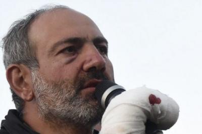 У Вірменії опозиція оголосила про початок оксамитової революції
