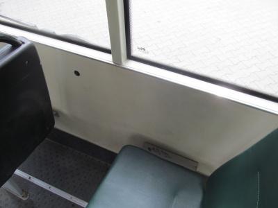 Обмальовані сидіння та брудні підгузки: у Чернівцях перевізники показали, як пасажири нищать нові автобуси