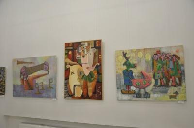 У Чернівцях відбулося відкриття виставки «Мистецькі візерунки Поділля»