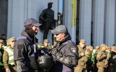 В Україні поліція та прикордонники переходять на посилений режим
