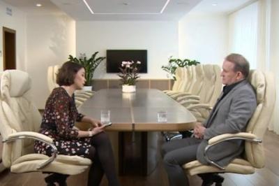 Медведчук заявив, що не вважає РФ агресором