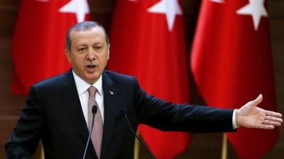 Ердоган заявив про проведення дострокових виборів у Туреччині