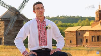 Буковинець взяв участь у популярному телепроекті «Одруження наосліп» (ВІДЕО)