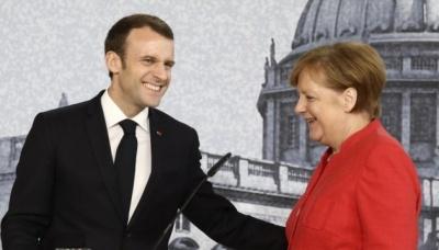 Меркель та Макрон обговорили майбутню реформу ЄС