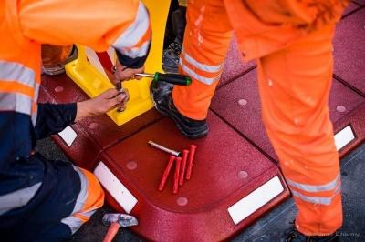 У Чернівцях на Південно-Кільцевій облаштують експериментальний пішохідний перехід