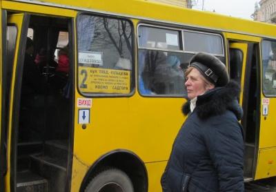 У Чернівцях перевізники мають намір самостійно підняти вартість проїзду в маршрутках, - Каспрук