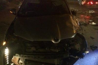 В Івано-Франківську п'яний священик УГКЦ втікав від патрульних і потрапив у ДТП
