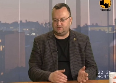 Мер Чернівців розповів, як він реагує на «зраду» про нього, яку поширюють у Facebook