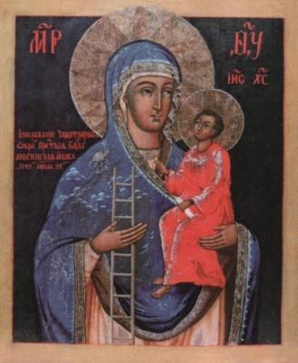 22 квітня - Молченської ікони Божої Матері