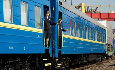 Укрзалізниця до травневих свят призначила додаткові потяги з Чернівців до Києва