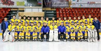 Юніорська збірна України виграла чемпіонат світу з хокею в дивізіоні 1В