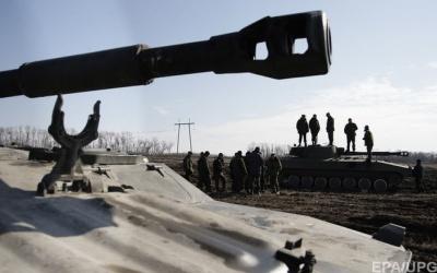 Бойовики застосували танк біля пункту пропуску Гнутове - штаб