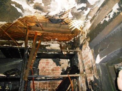 Із Чернігівського СІЗО евакуювали десятки людей через пожежу
